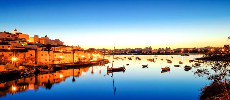 Vakantie in de Algarve in Portugal