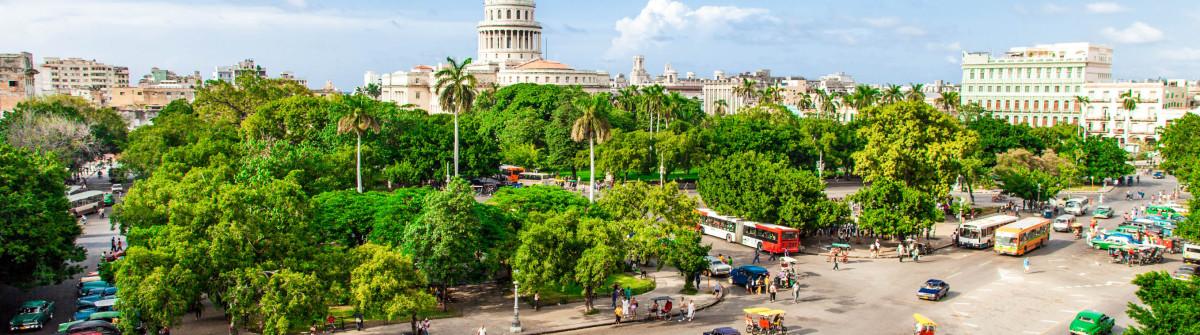 Habana Old City in Cuba iStock_000059200148_Large-2