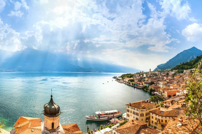 rondreis Italiaanse meren