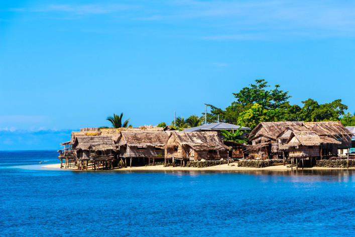 De Salomonseilanden