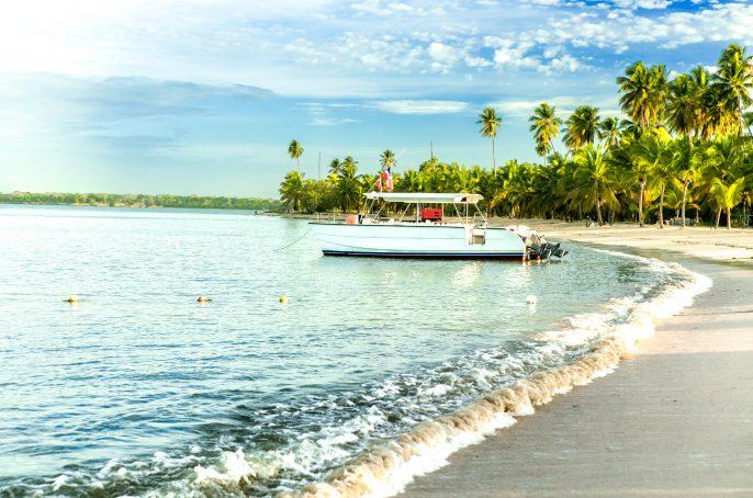 Beach in Dominican Republic iStock_000085534691_Large-2