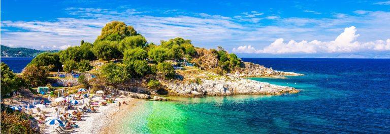 Corfu vakantie