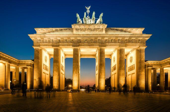 Berlin Germany Shutterstock 215583718