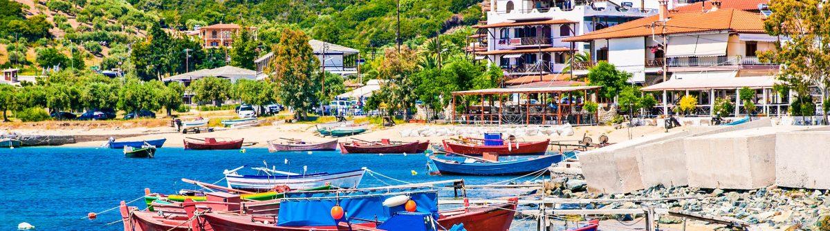 vakantie naar Chalkidiki