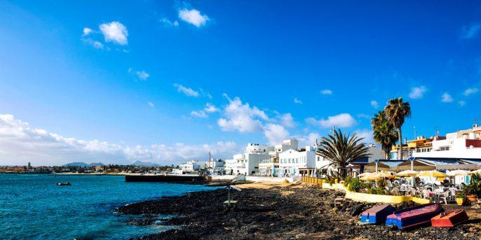 vakantie Fuerteventura