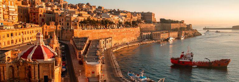 Malta Coast Sunset shutterstock_160904228