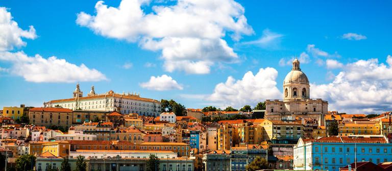 Spotgoedkope stedentrip Lissabon