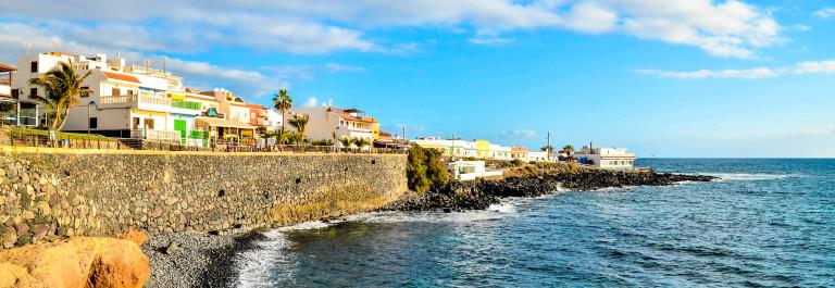 naar Gran Canaria