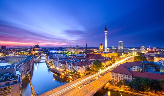 Berlin Germany Shutterstock 178252835