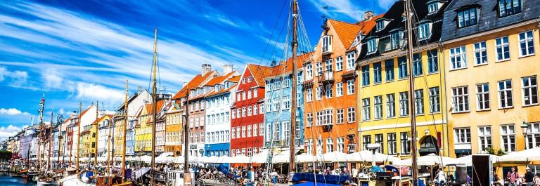 Kopenhagen plus Oslo