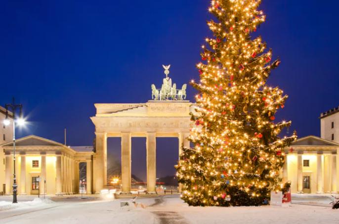reis naar kerstmarkt Berlijn