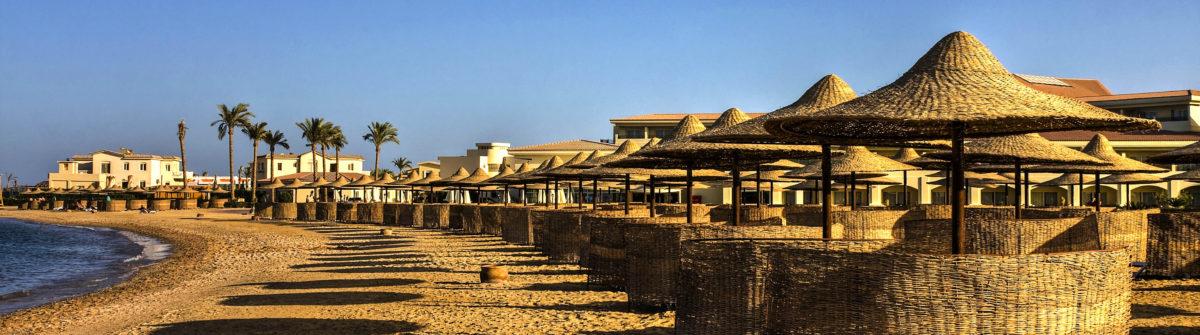 All-inclusive hotel in Egypte