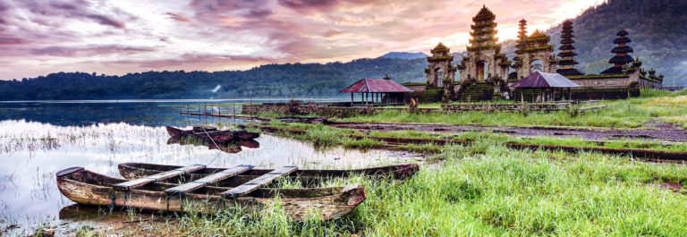 naar Bali