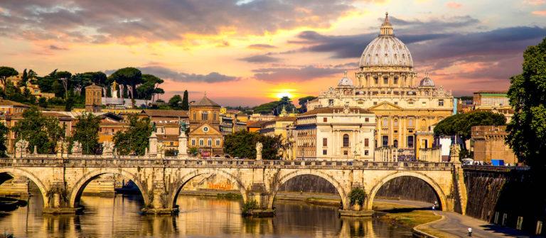 Zomervakantie stedentrip Rome