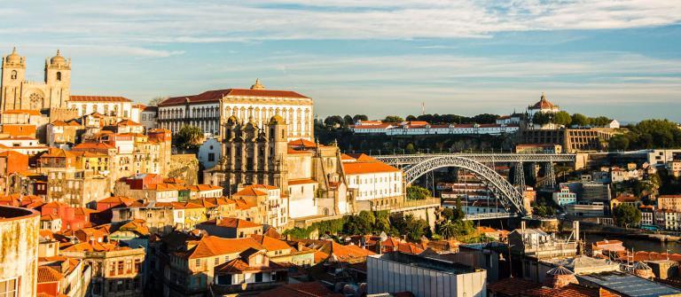 naar Porto