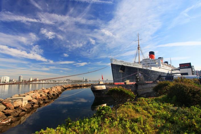Griezelen op de Queen Mary