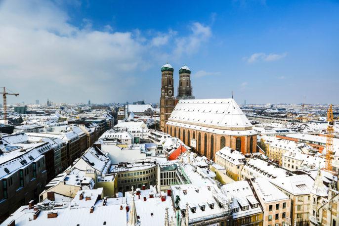 Munich's Frauenkirche