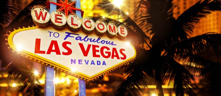 Hot Night in Las Vegas