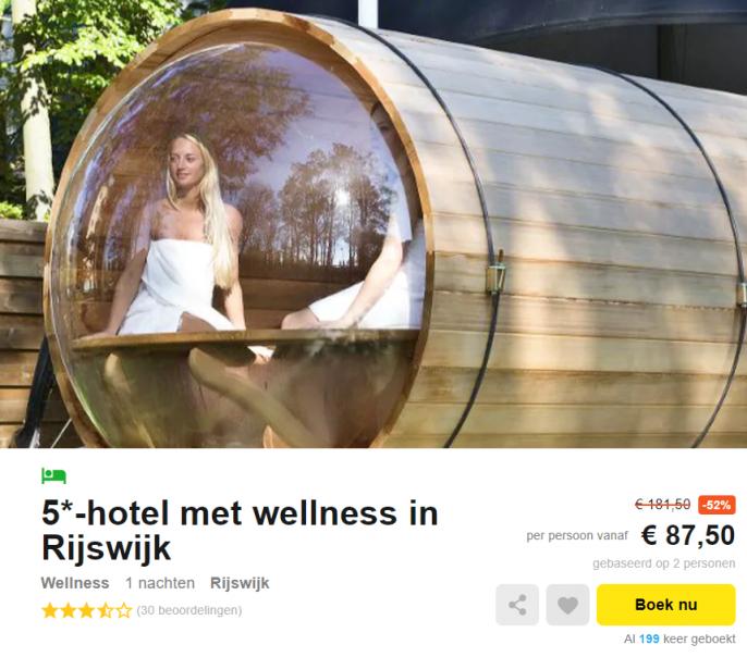 wellness Zuid-Holland