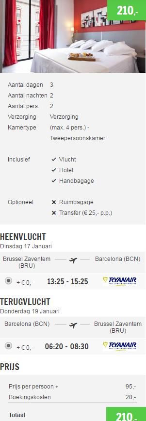 naar Barcelona