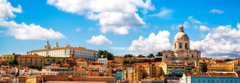 kleurrijk Lissabon