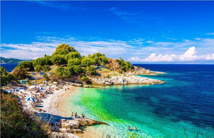 vakantie op Corfu