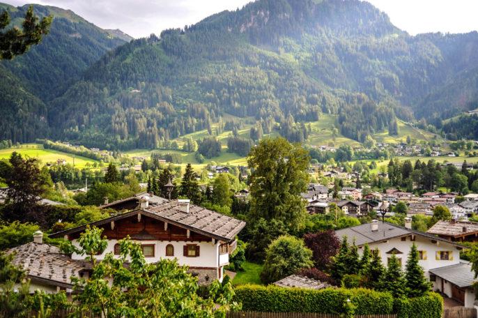 naar Oostenrijk