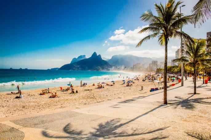 Ontdek Brazilië