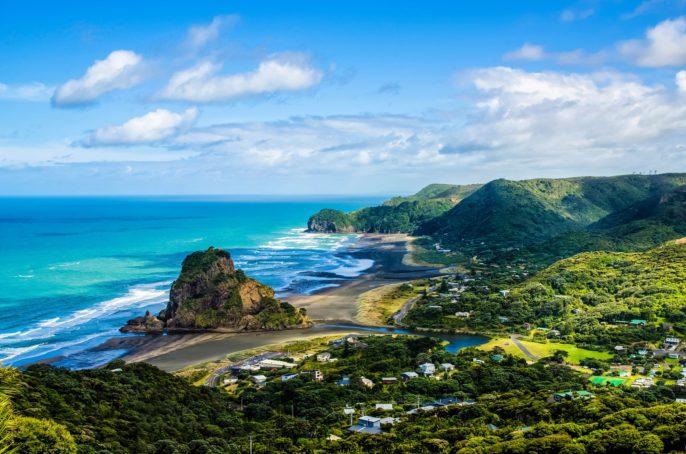 naar Nieuw-Zeeland