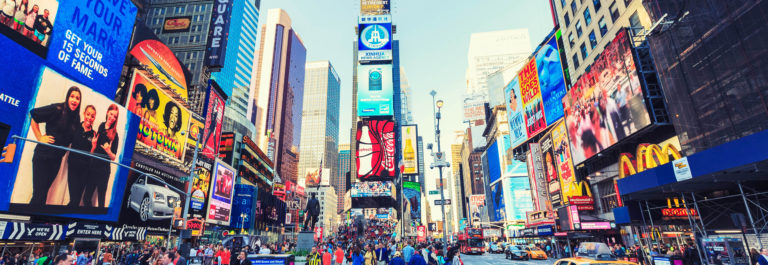 Time Square, New York City