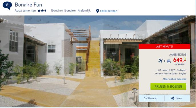 Bonaire 649