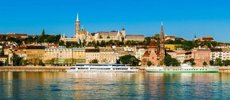 goedkope stedentrip Boedapest