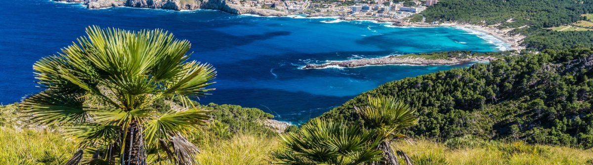 Cala Agulla and beautiful coast at Cala Ratjada of Mallorca, Spain shutterstock_432078658-2 – Copy