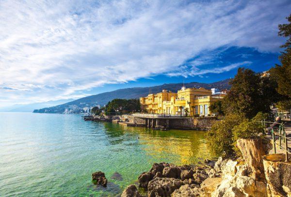 vakantie in Kroatië