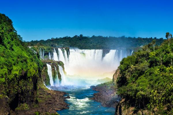 spectaculaire watervallen