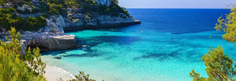 vakantie op menorca
