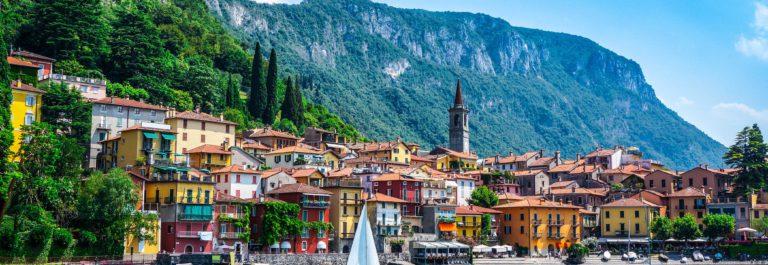 Varenna, Lago di Como, Lombardy, Italy