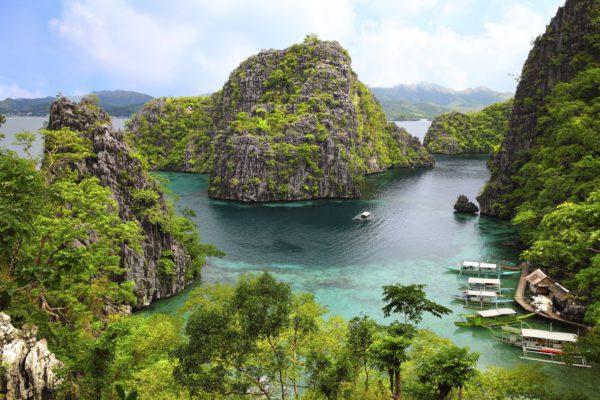 De Chocolade bergen van de Filipijnen