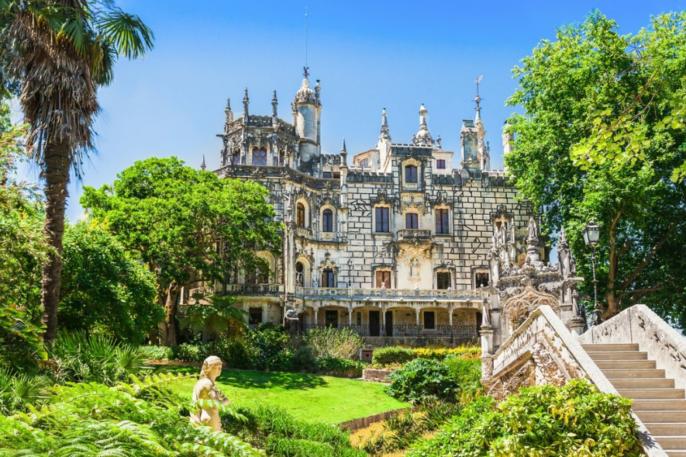 Vakantie naar Sintra en Lissabon