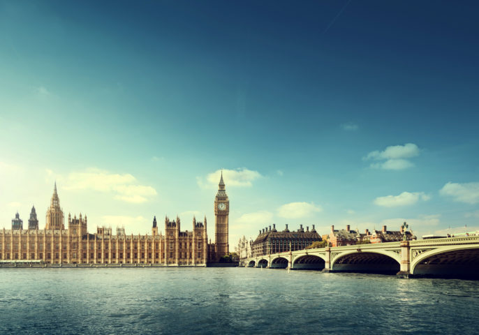 Big Ben in sunny day, London_shutterstock_237866770
