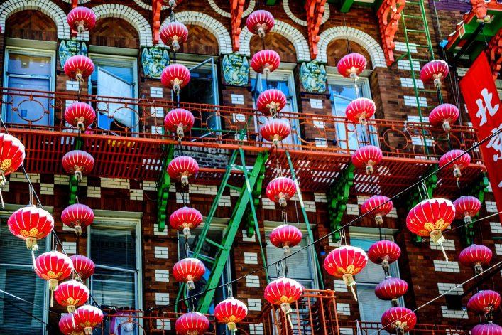 San Francisco tips, Chinatown