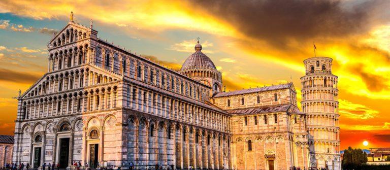 Retourvluchten Pisa