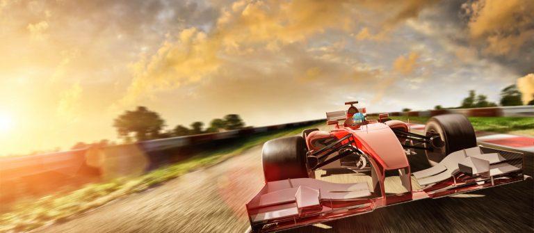 Formule 1 vakantie