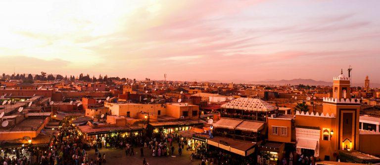 All inclusive vakantie Marrakech