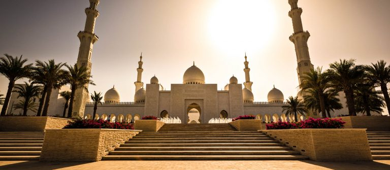 grand mosque – abu dhabi VAE iStock_000018397830_Large-2