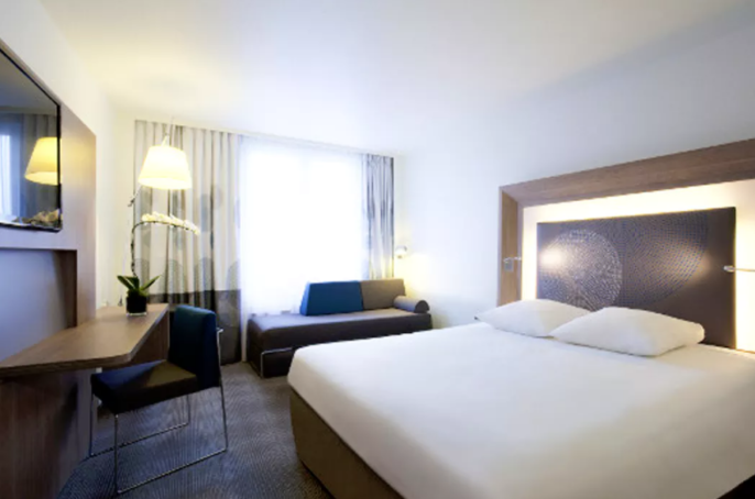 hotel Parijs Novotel