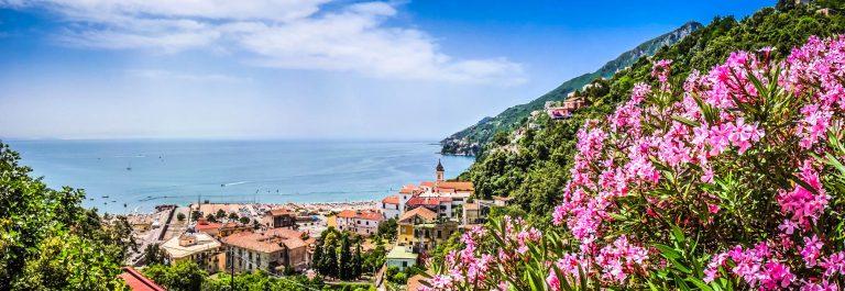 Vakantie Amalfikust