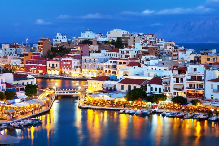 Uitgaan op Kreta