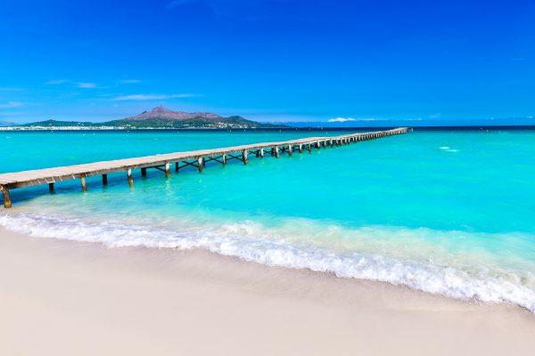Stranden van Mallorca