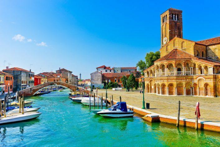Murano - een van de Venetiaanse eilanden